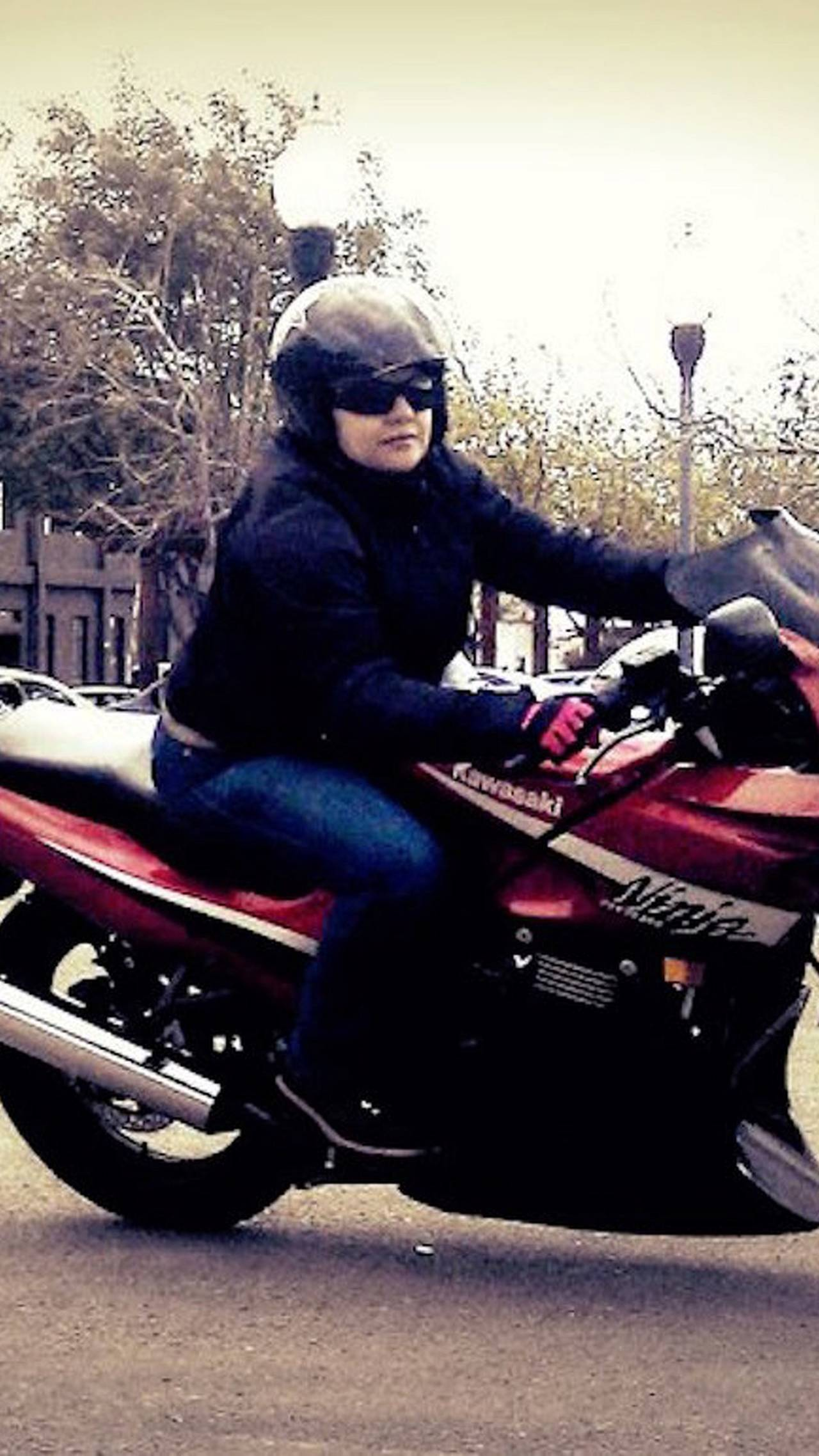 Women Who Ride  The Rude d2eea60bf