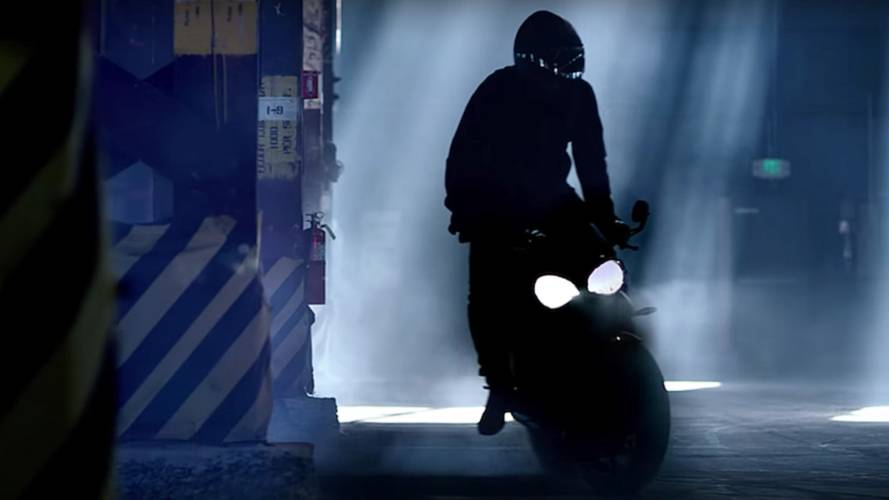 Video of the Day: New Triumph Street Triple
