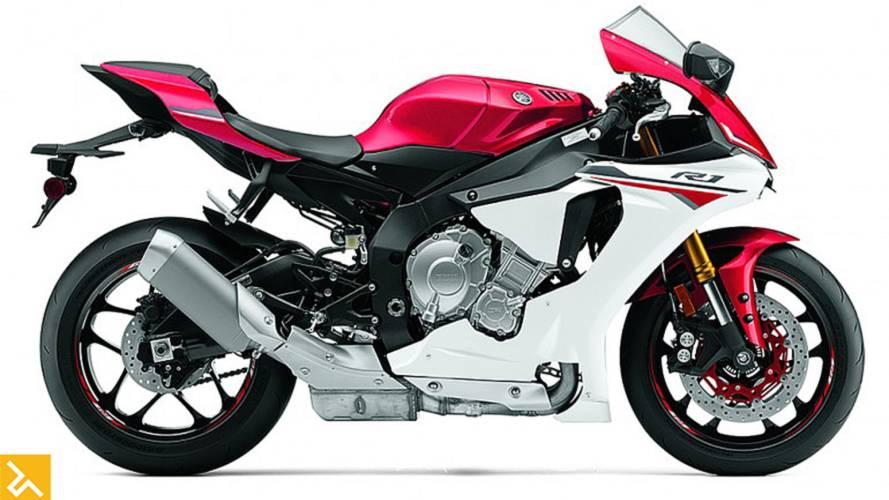 Yamaha R1 wins German Design Award