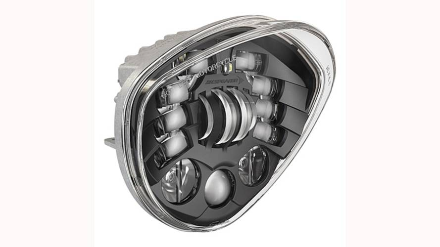 Company Develops Adaptive Headlight for Victory Motorcycles