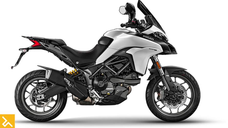 2017 Ducati Multistrada 950 Entry Level ADV Bike