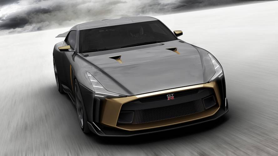 Nissan Will Preview Next-Gen GT-R With New Concept