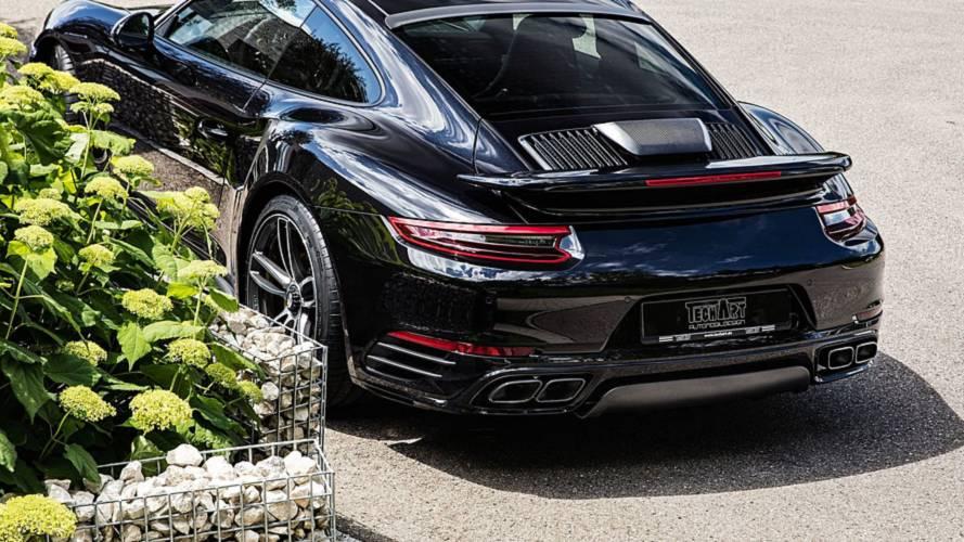 Porsche 911 Turbo S - TechArt GTsport '1 Of 30'