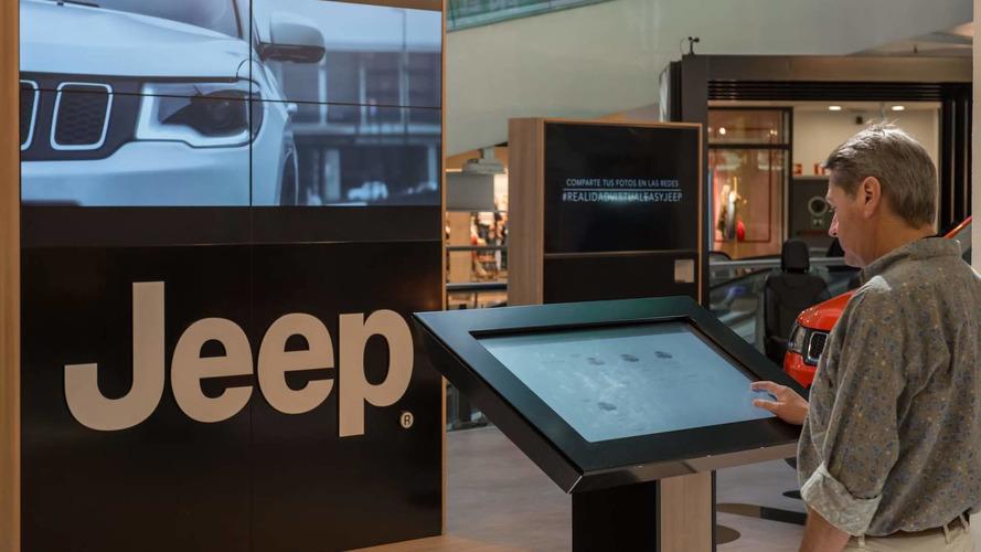 Jeep Digital Store, el nuevo concesionario 2.0