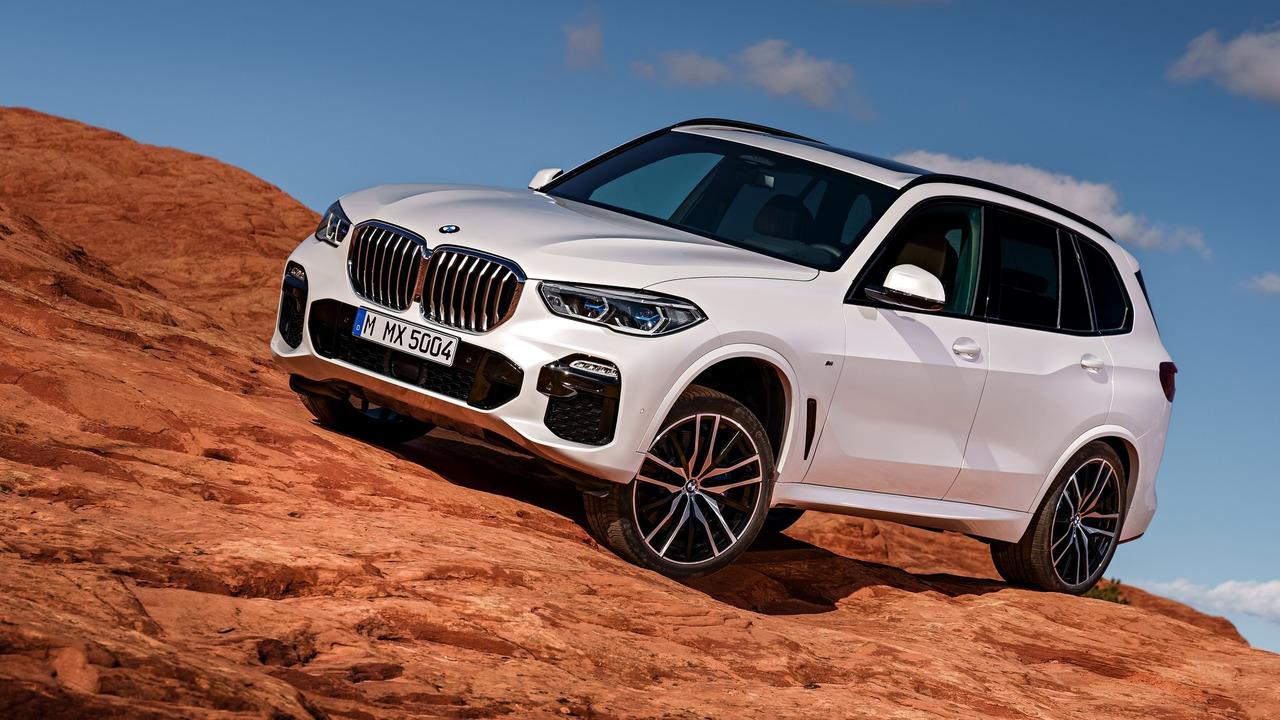 Nuova BMW X5 2019