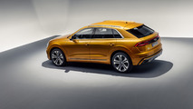 Audi Q8 Resmi Duyuru Görselleri
