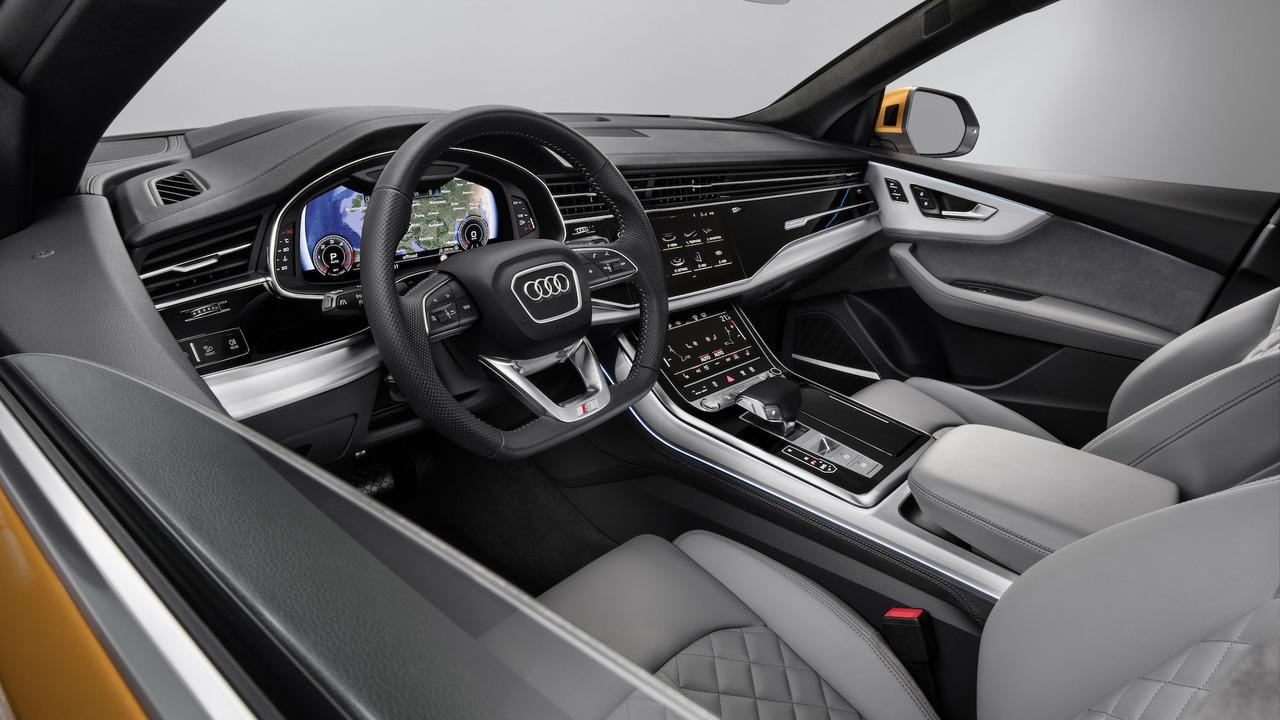 Salão De Sp Audi Q8 Será O Novo Suv Topo De Linha Da Marca Alemã