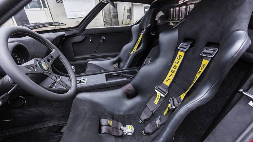 Lamborghini Miura SVR restaurado