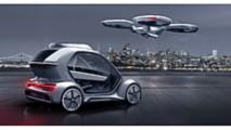 Audi Italdesign Pop.Up Next Modular Concept
