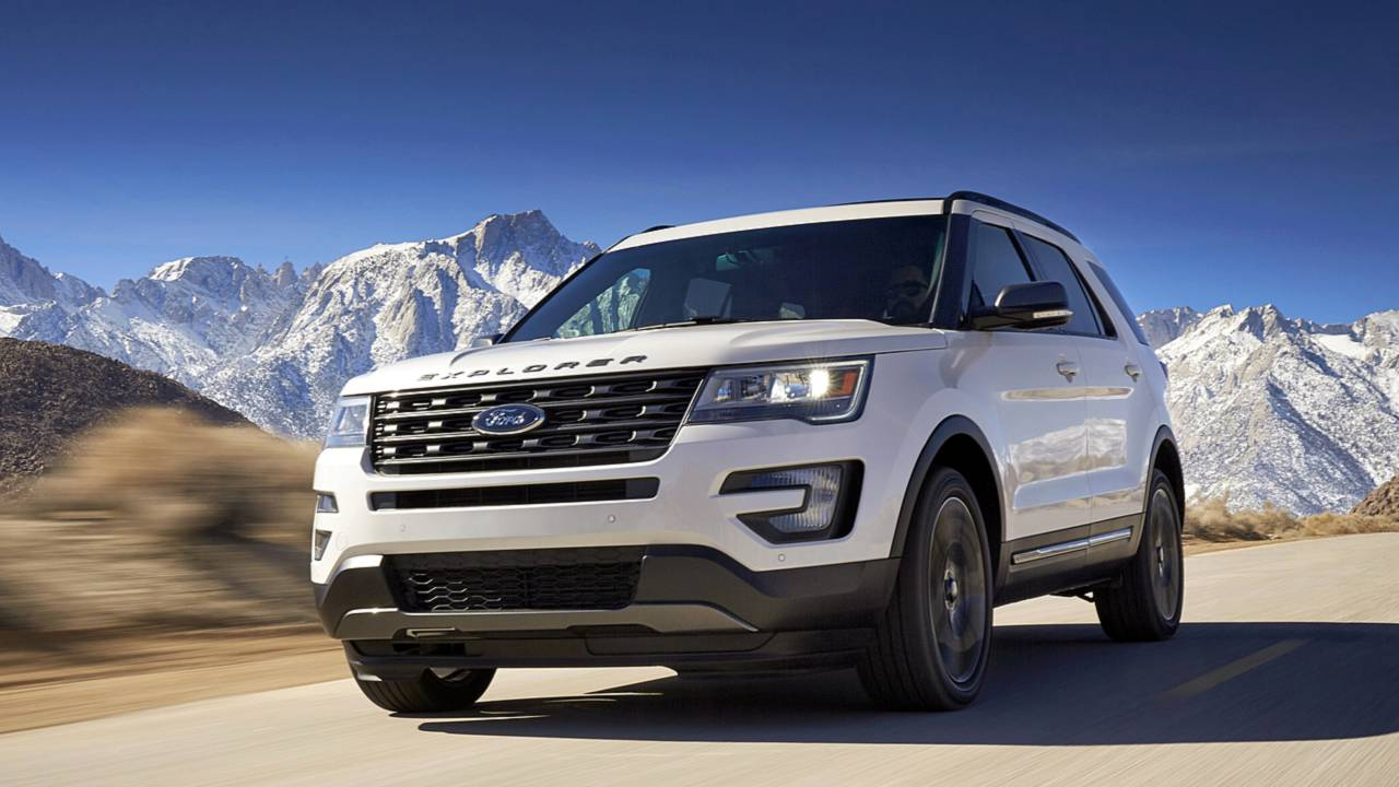 Ford Explorer (5th Gen)