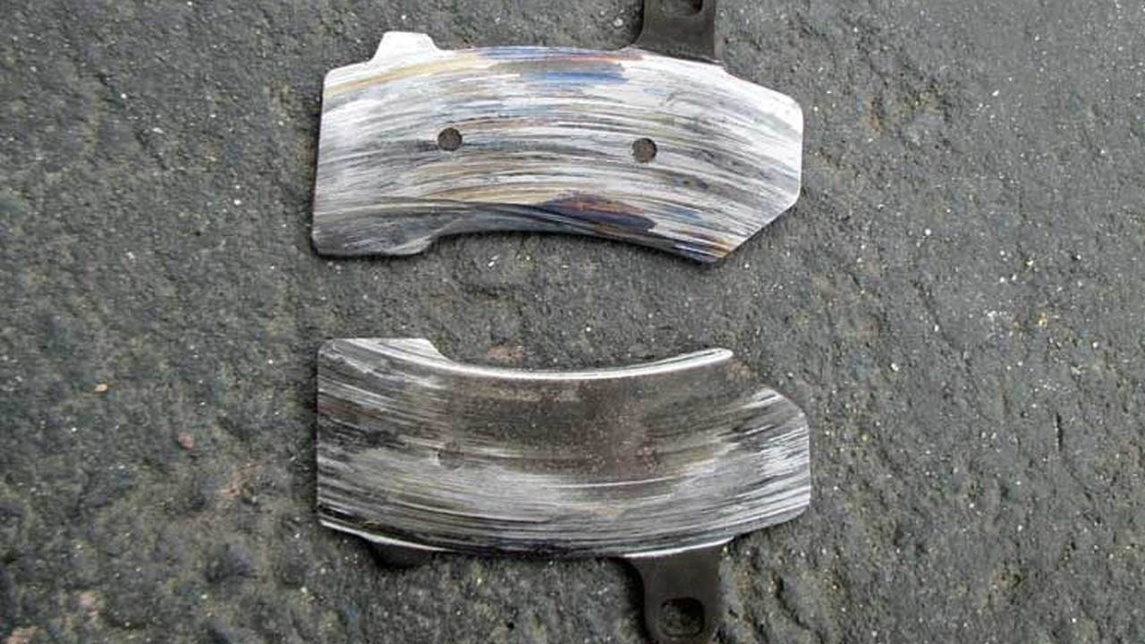 What You Should Know About Motorcycle Brake Pads