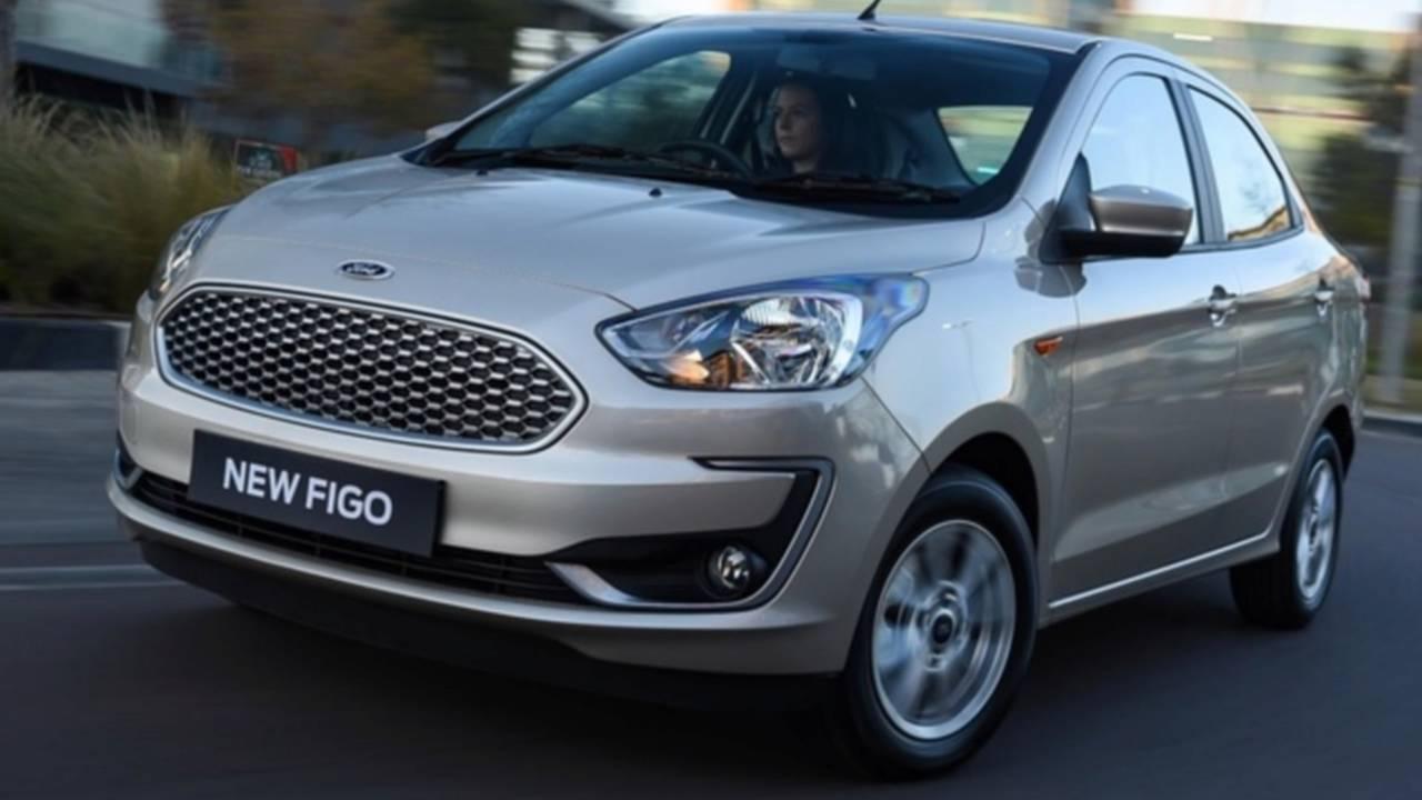 Ford Figo (Ka Sedan) 2019