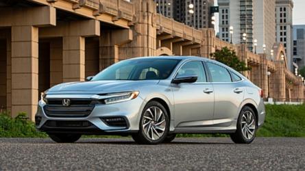 Primeiras impressões: Honda Insight, mas pode chamar da Civic híbrido