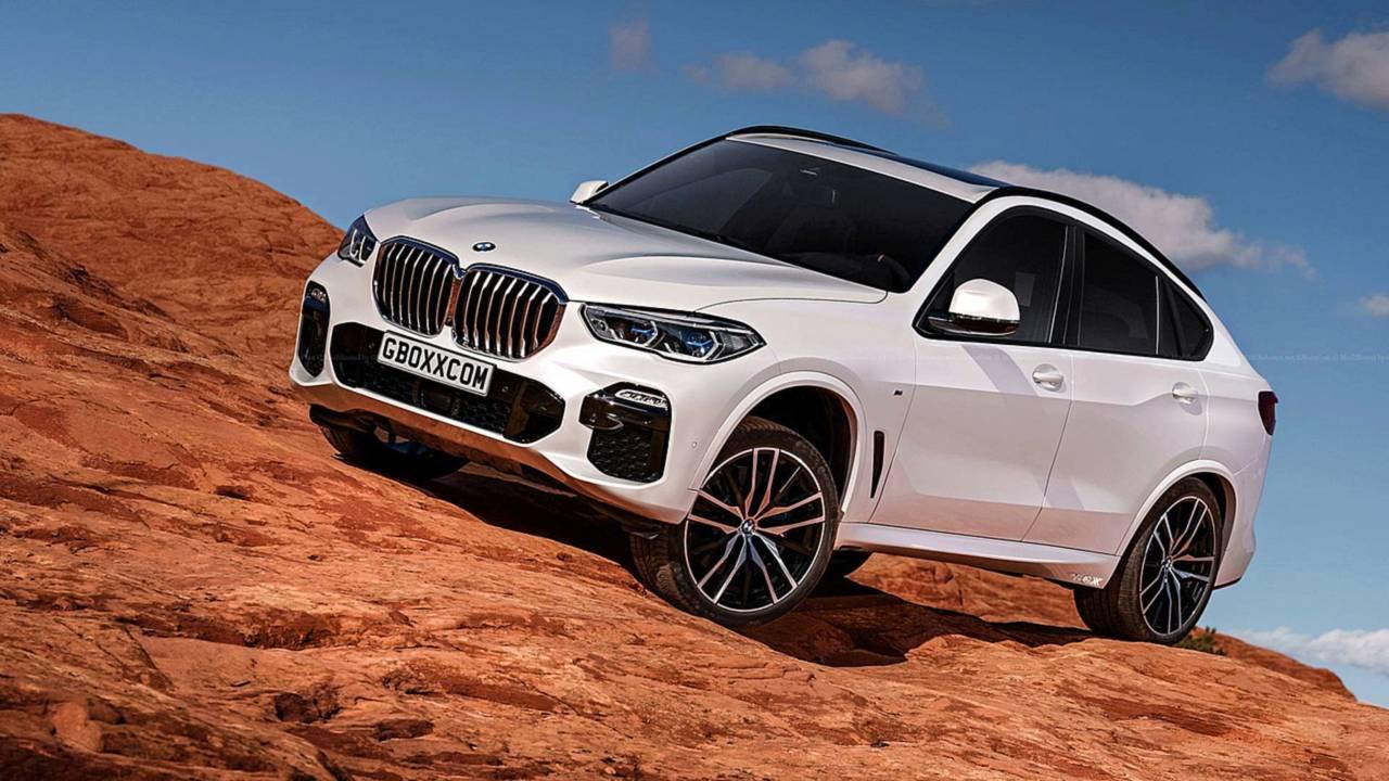 5. BMW X6 (2019)