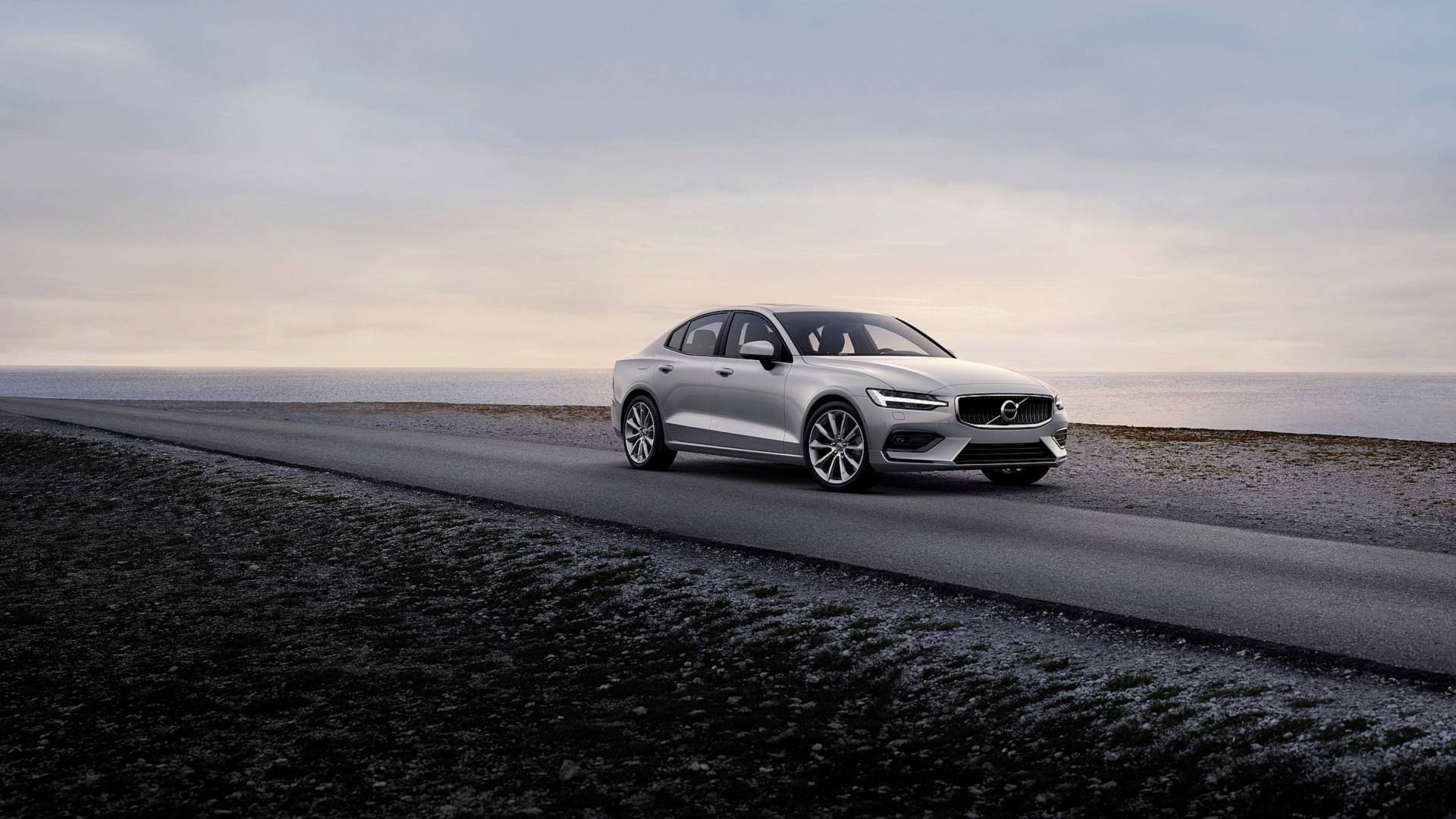 2019 Volvo S60 Delivers Sharp Styling Up To 415 Hp