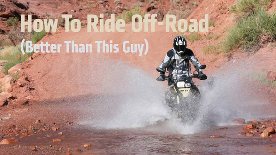 11 Tips for Riding Off-Road