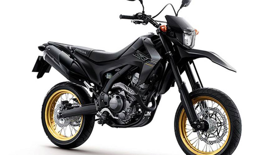 Honda CRF250M: an affordable supermoto