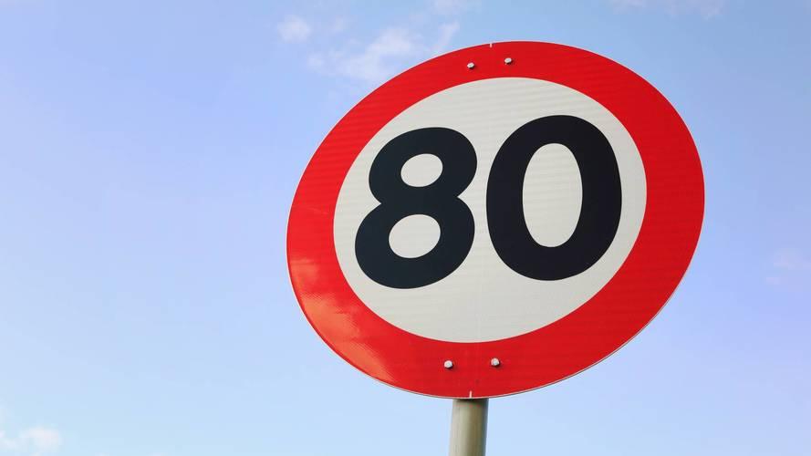 80 km/h - Le département de la Creuse refuse de changer les panneaux