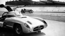 1955 Mercedes 300 SLR Uhlenhaut Coupe