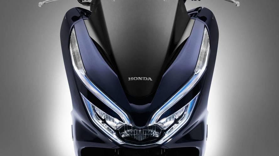 Yeni Honda PCX150 tanıtıldı