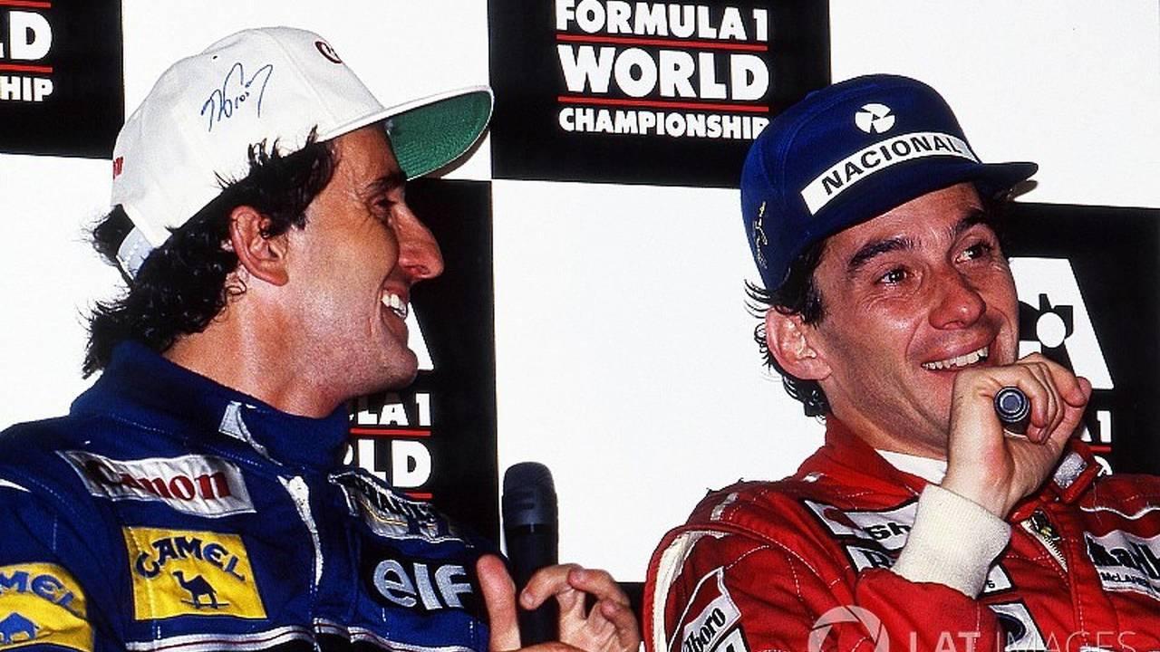 Senna 1 de maio
