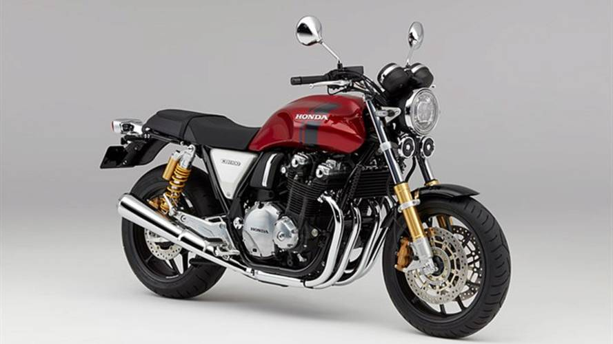 2017 Honda CB1100 RS is Classic Cool