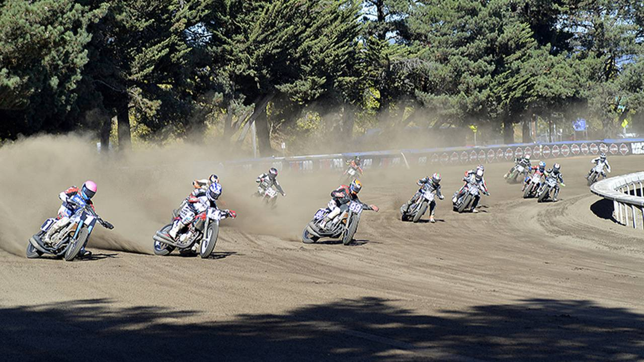 Michael Lock: The Future of American Flat Track