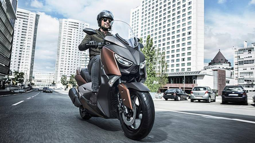 New Yamaha X-MAX 300 Scooter