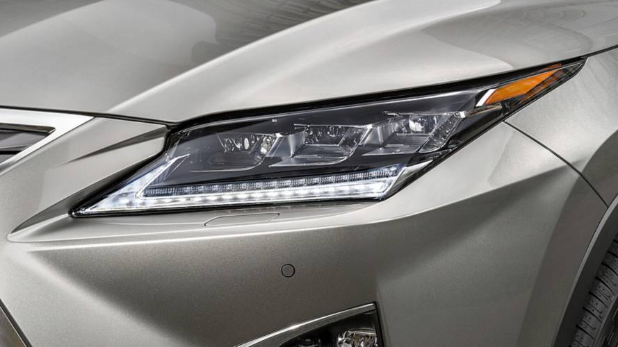 Lexus RX, nel 2023 la nuova generazione del SUV ibrido