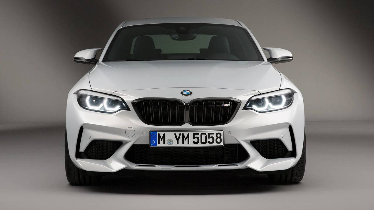 BMW M2 Competition 2018