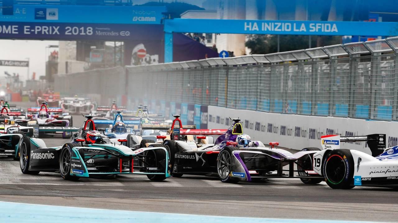 Formula E ePrix Rome 2018