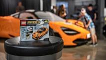 McLaren 720S, il modellino Lego scala 1:1