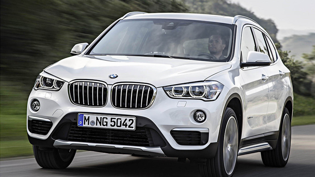 Platz 4: BMW X1