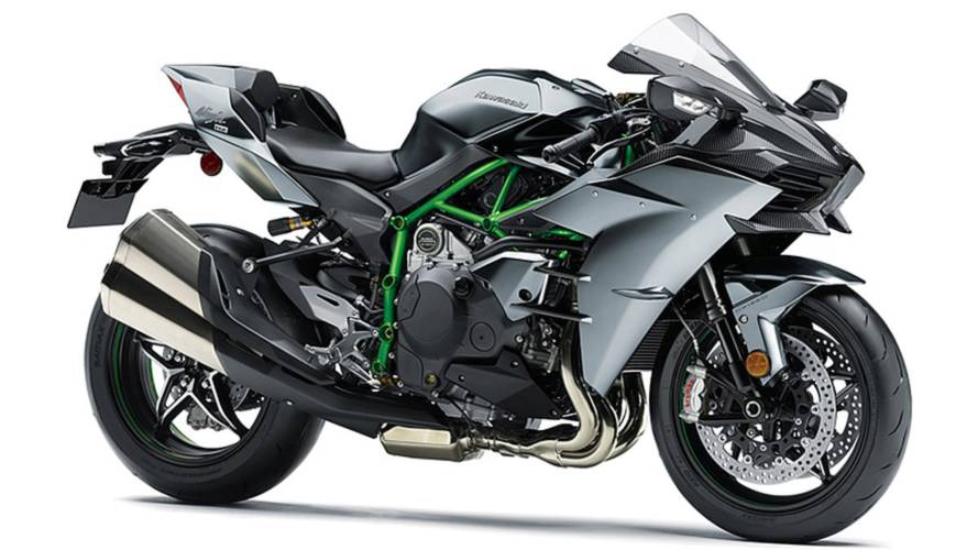 Order Your Kawasaki H2 Carbon Special Edition for Valentines