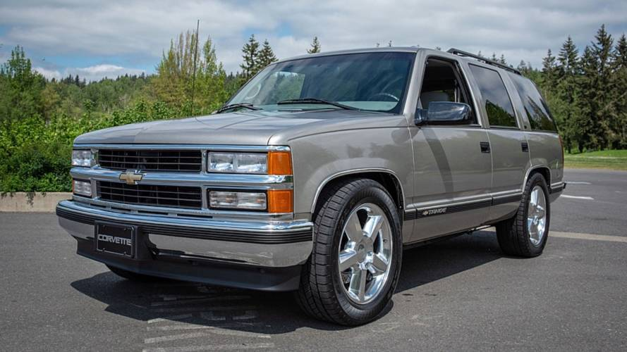 LS9-Powered 1998 Chevrolet Tahoe
