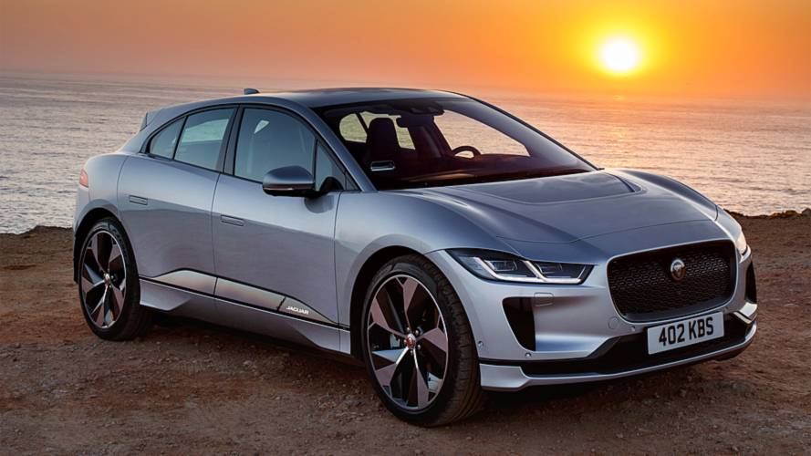 Jaguar Sold Just 140 I-Pace In August