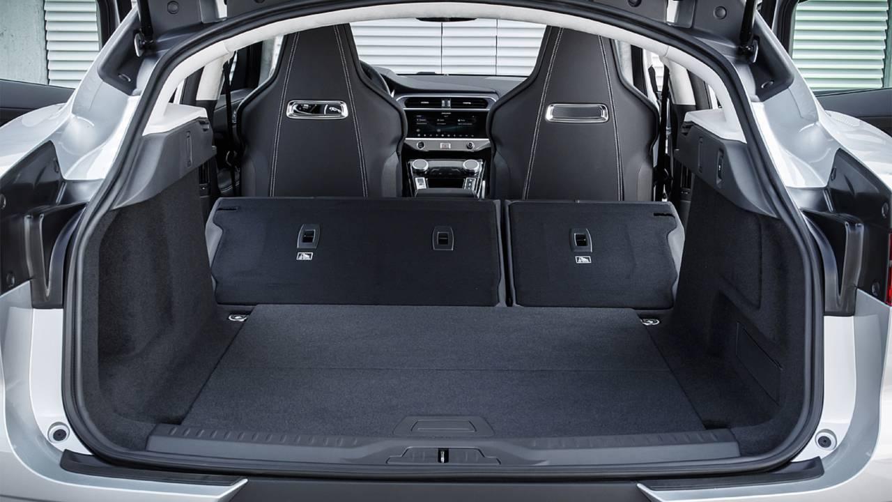 Jaguar I-Pace 2019: premier lecteur