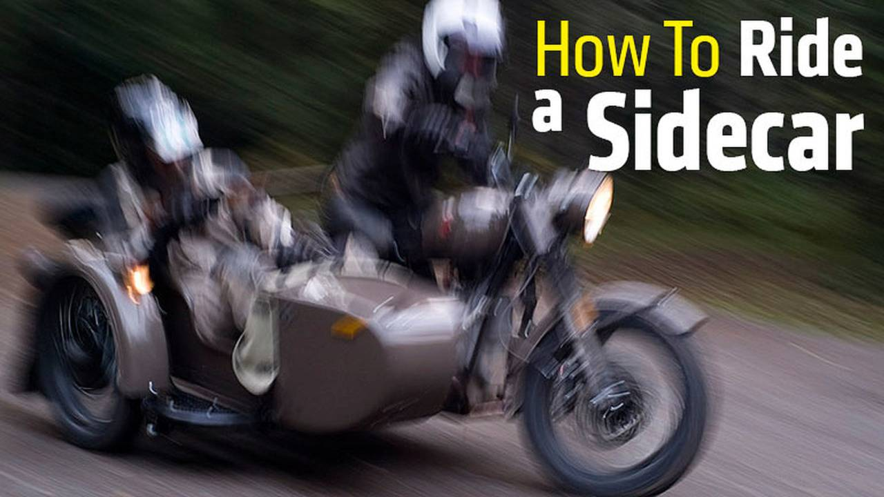 How To Ride a Sidecar