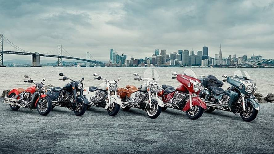 The 2016 Indian Lineup: The ABS Scout, and A Few New Tweaks
