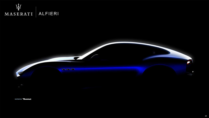 Maserati Alfieri Production To Start In First Half Of 2020