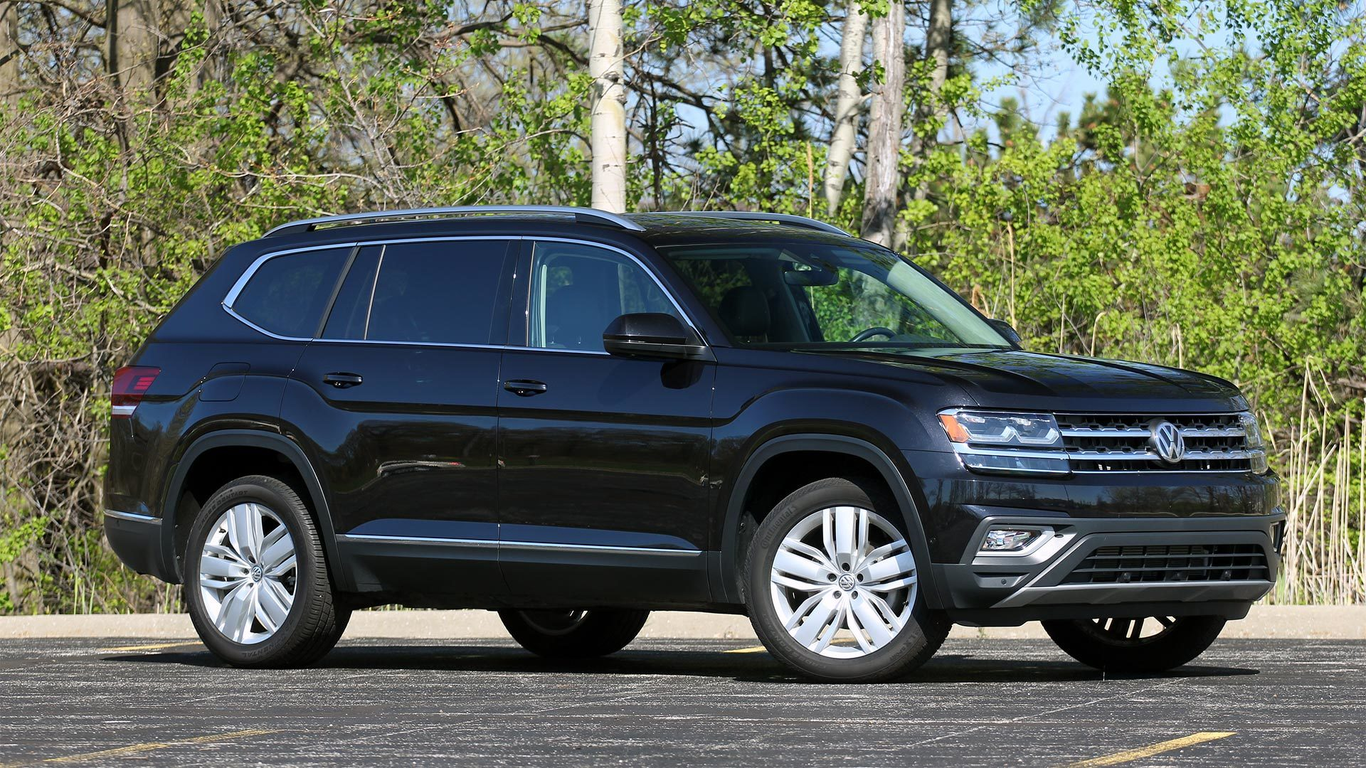 Vw Atlas Towing Capacity >> 2018 Volkswagen Atlas Review: A Big Deal