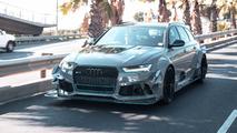 Audi RS6 Avant By Race!