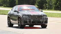 2020 BMW X6 spy photos