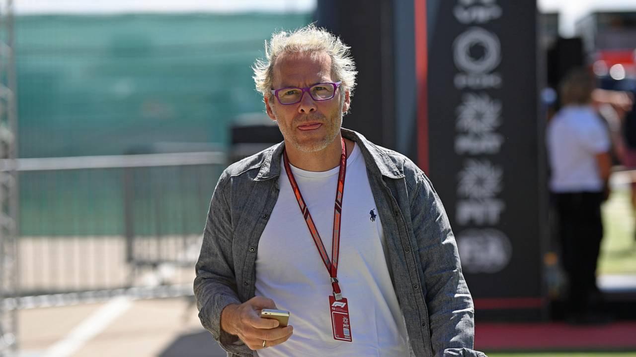 Jacques Villeneuve, Sky Italia