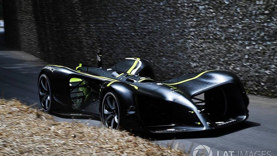 See more of Roborace's Goodwood hill climb run