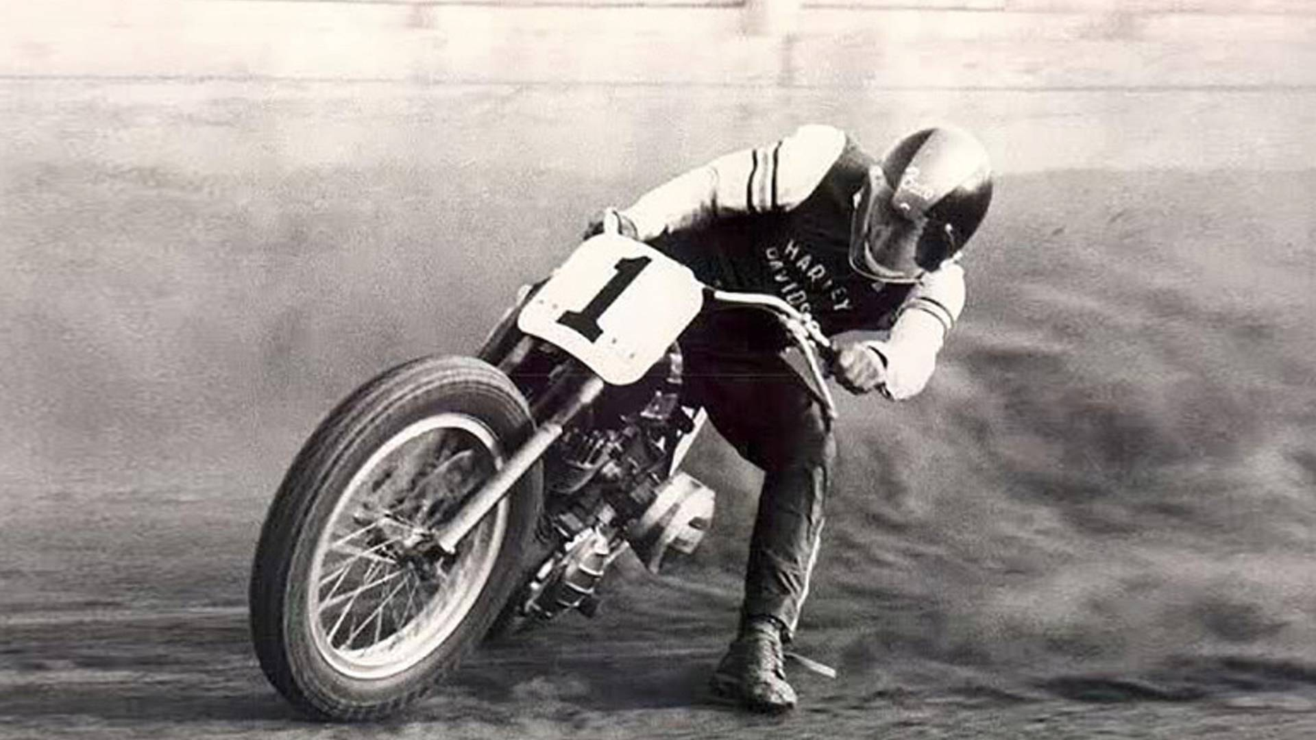 A Beautiful History of AMA Pro Flat Track Racing