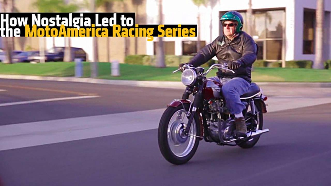 How Nostalgia Led to the MotoAmerica Racing Series