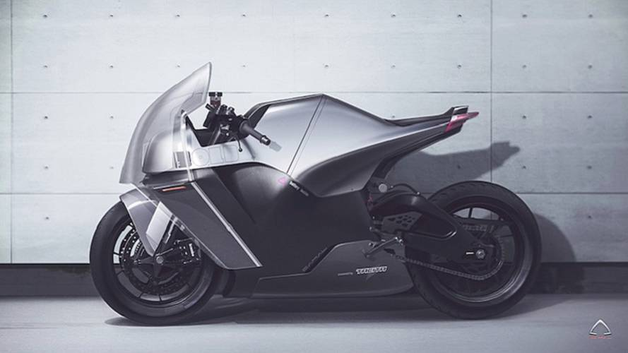 BOLD Italian Concept Electric Sport Claims 30-Minute Charge
