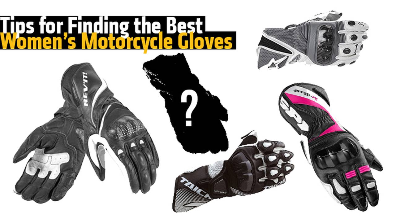 Tips for Finding the Best Women's Motorcycle Gloves - A Buyer's Guide