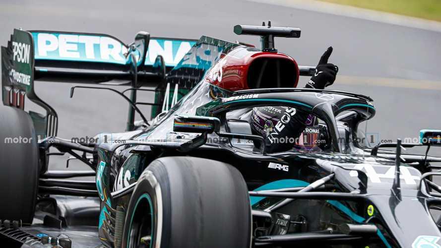 Fórmula 1: Hamilton vence em Portugal e supera recorde de Schumacher
